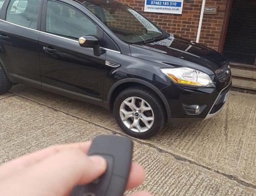 Car Key Programming Kent